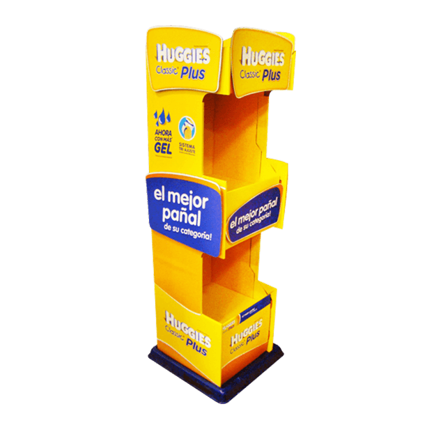 Floorstand Huggies classic plus