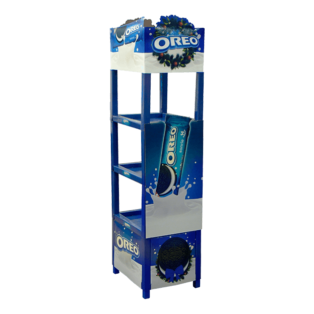 Exhibidor de pie OREO Modushelf