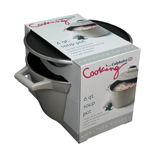 Packaging Calphalon Kitchen Cooking