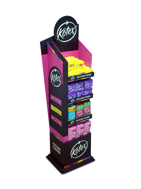 Rack Kotex