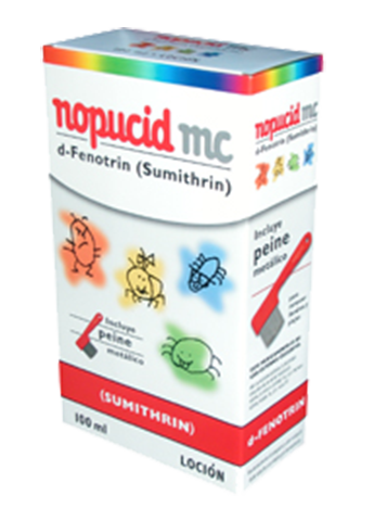 Packaging Nopucid